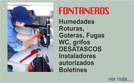 FONTANEROS